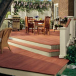 Choosing a Color for Your Deck