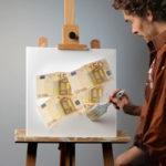 How to make money as an artist?